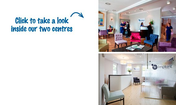 click to take a look inside our two centres
