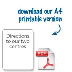 download A4 printable directions